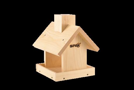 SPAX DIY Vogelhaus