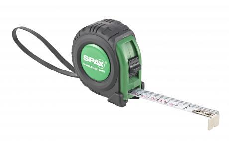 SPAX Tape measure