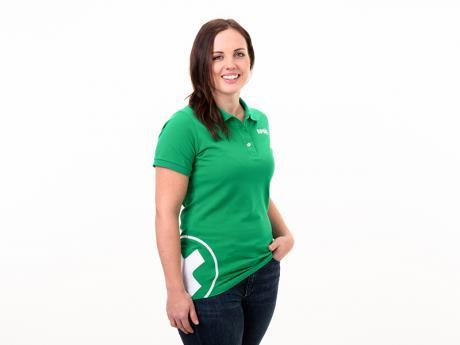 SPAX Polo shirt Women