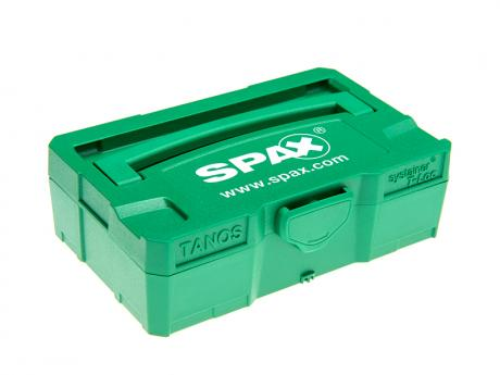 SPAX Micro systainer