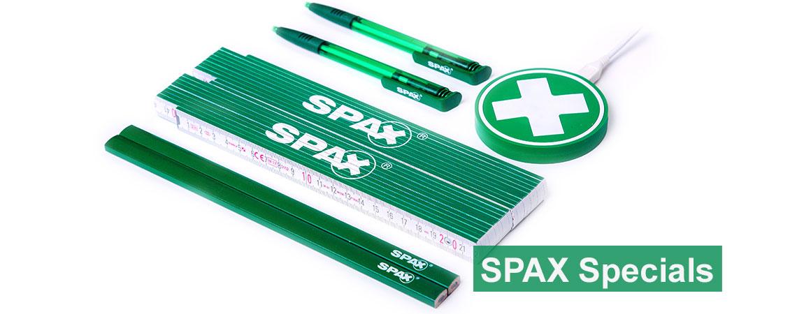 SPAX Specials